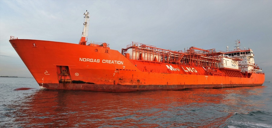 Norgas Creation 15-10-2017 renamed Coral Favia Singapore 01.jpg
