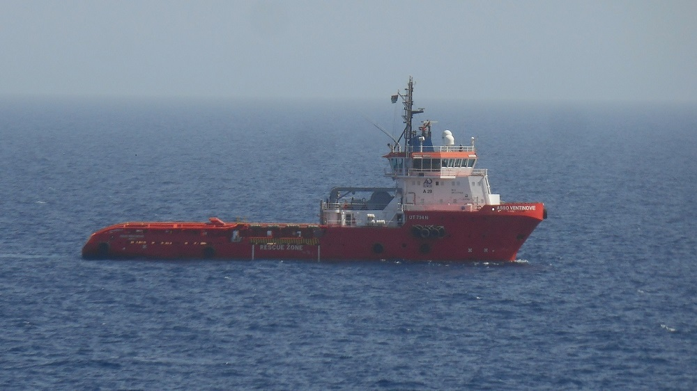 ASSO Ventnove Operating near Lybian coast.JPG
